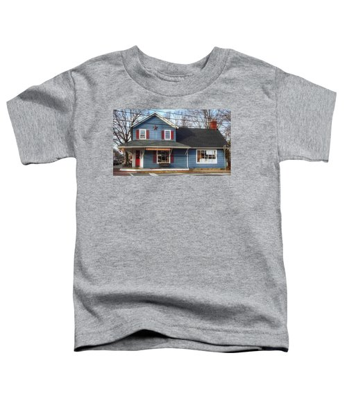 Jones Hardware, A Pequannock Legend Toddler T-Shirt
