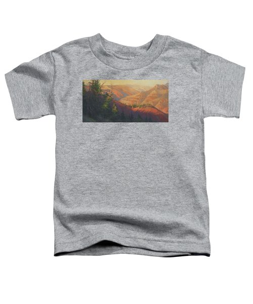 Joseph Canyon Toddler T-Shirt