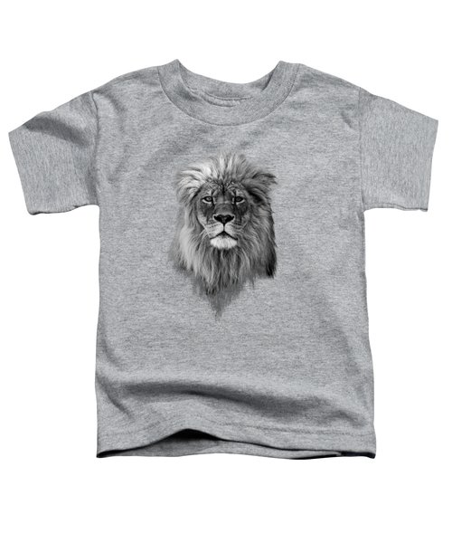 Joshua In Black And White Toddler T-Shirt