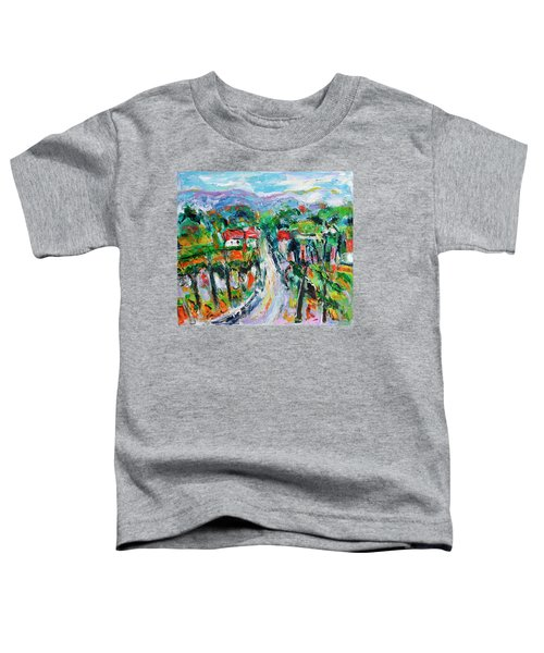Journey Through The Vines Toddler T-Shirt