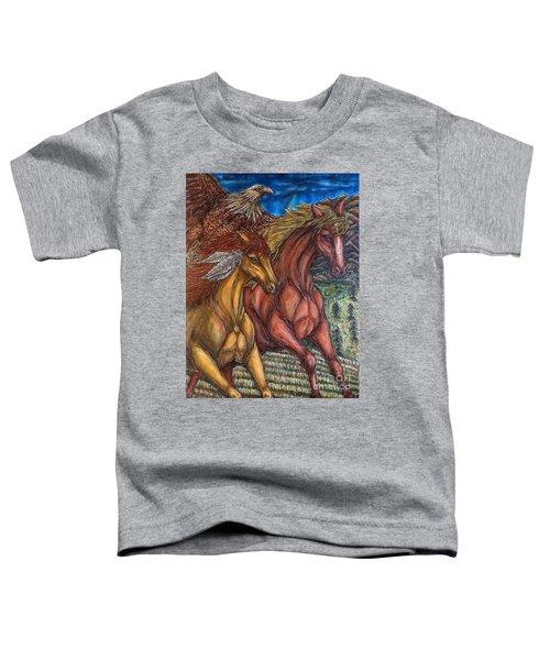 Journey Together Toddler T-Shirt