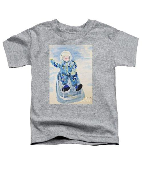Joy Ride Toddler T-Shirt