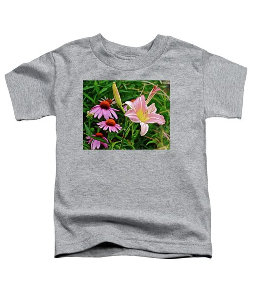 July Lily #10 Toddler T-Shirt