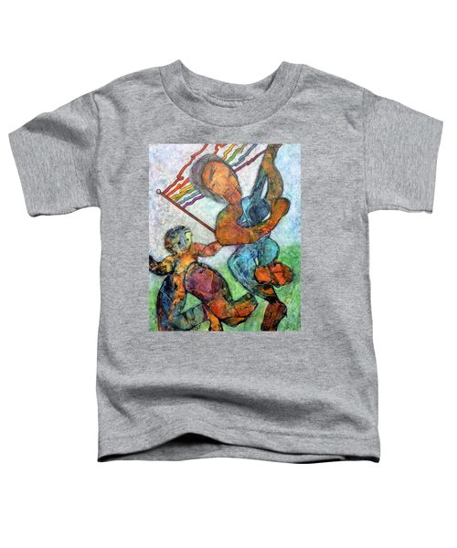 Jump For Joy Toddler T-Shirt