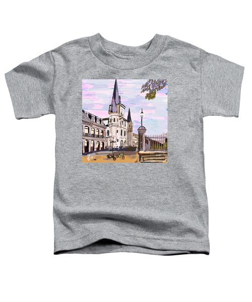 June, Where In The World Is My Elliptigo? Toddler T-Shirt