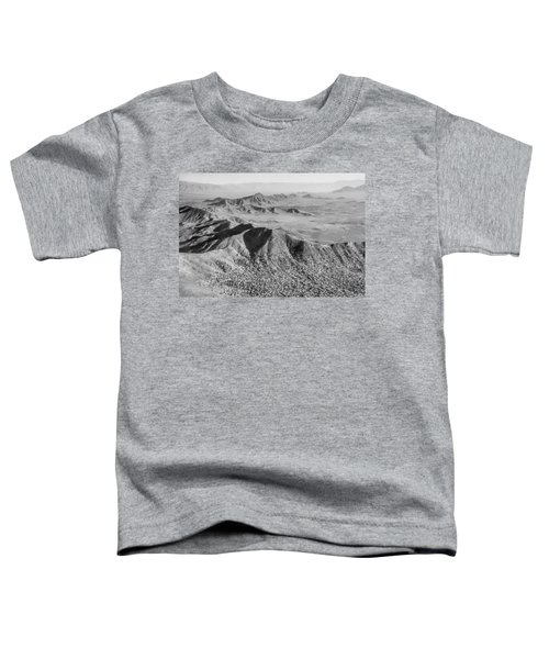 Kabul Mountainous Urban Sprawl Toddler T-Shirt