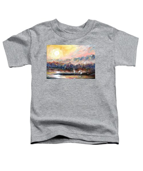 Kakadu Toddler T-Shirt