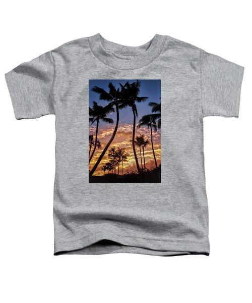 Kalapki Sunset Toddler T-Shirt