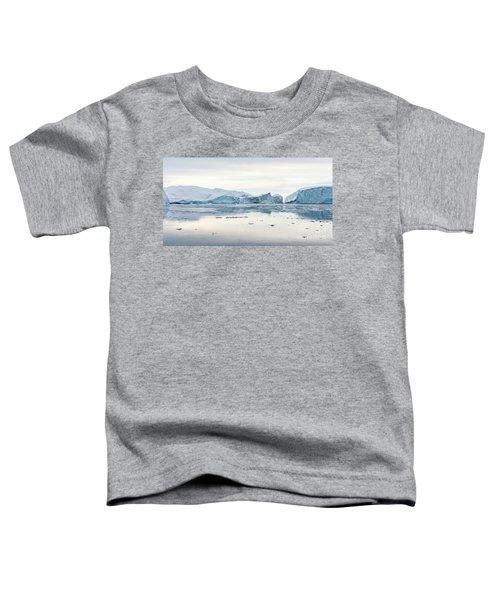 Kangia Icefjord Toddler T-Shirt
