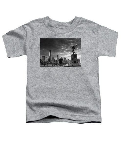 Katyn New World Trade Center In New York Toddler T-Shirt