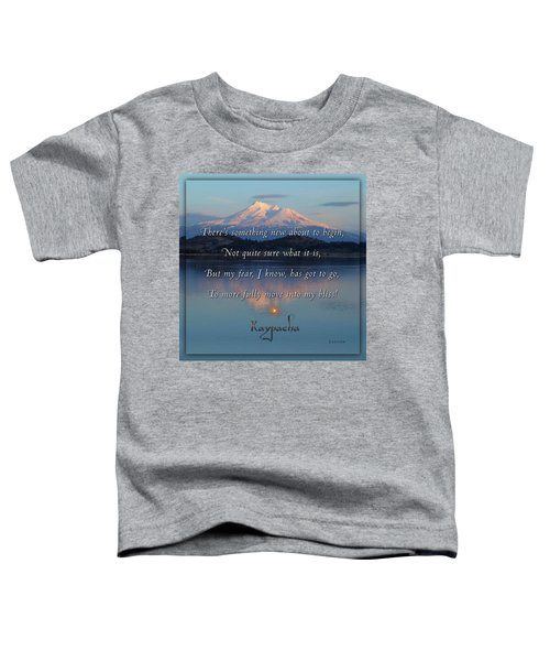 Kaypacha - February 15, 2017 Toddler T-Shirt