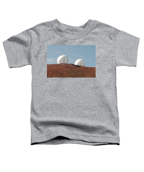 Keck 1 And Keck 2 Toddler T-Shirt