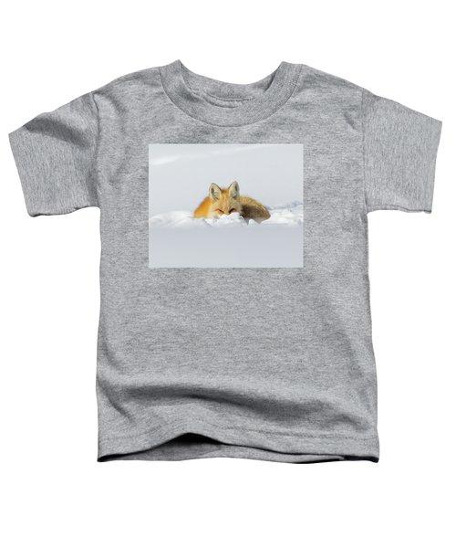 Snow Hide Toddler T-Shirt