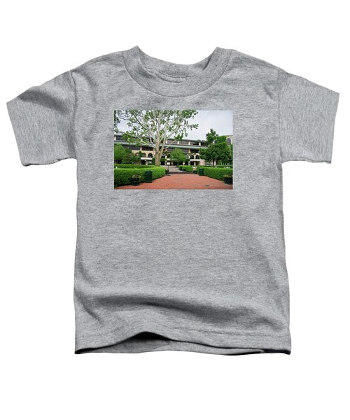 Keeneland Race Track In Lexington Toddler T-Shirt
