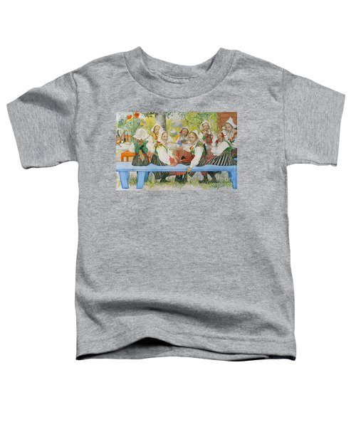 Kersti's Birthday Toddler T-Shirt
