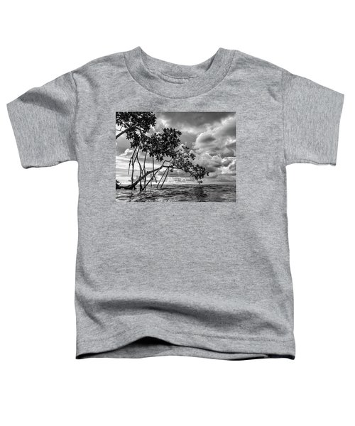 Key Largo Mangroves Toddler T-Shirt