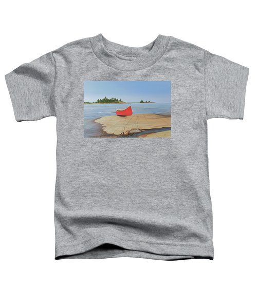 Killarney Canoe Toddler T-Shirt