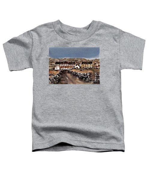 Kilmurvey Inishmore Aran Toddler T-Shirt