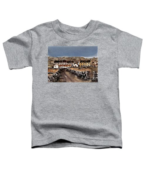 Kilmurvey Inishmore Aran Toddler T-Shirt
