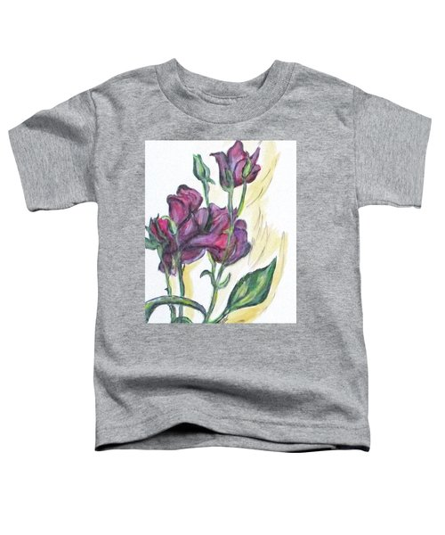 Kimberly's Spring Flower Toddler T-Shirt