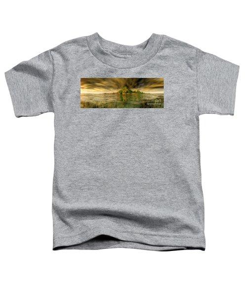 King Kongs Island Toddler T-Shirt
