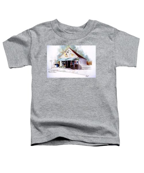King's Ice Cream Toddler T-Shirt