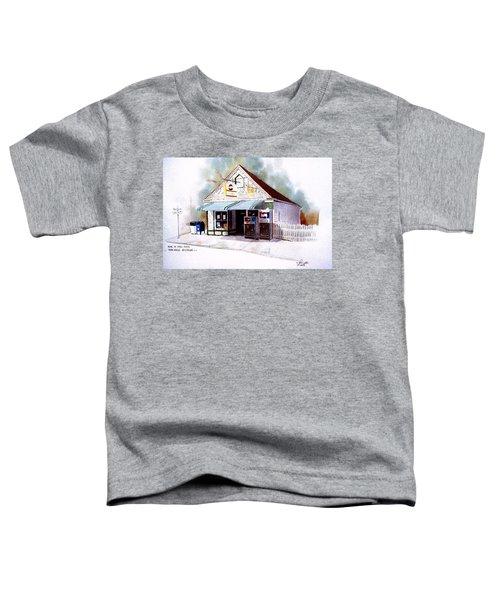 King's Ice Cream Toddler T-Shirt