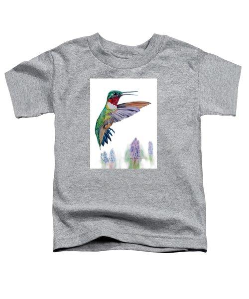 Da174 King's Speech Daniel Adams Toddler T-Shirt