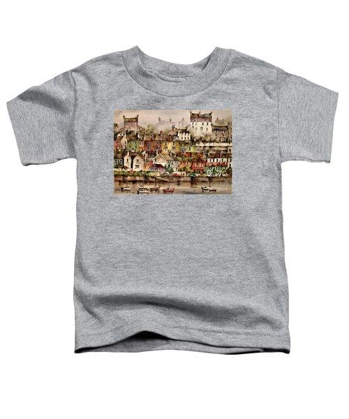 F 906  Kinsale Harbour. Cork Toddler T-Shirt