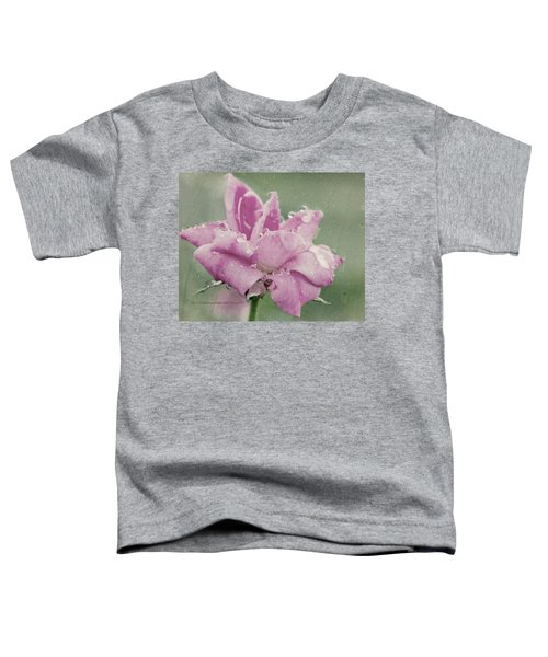 Kissed By The Rain Toddler T-Shirt