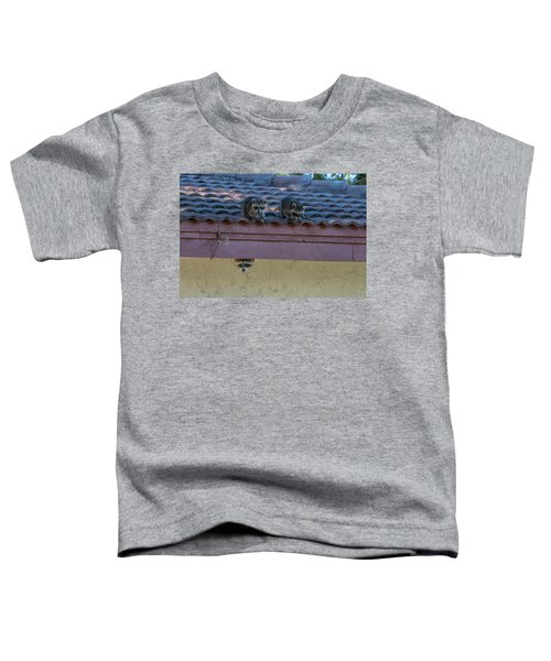 Kits On The Roof Toddler T-Shirt
