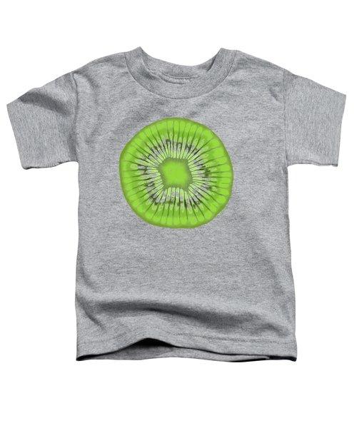 Kiwi Kaliedoscope Toddler T-Shirt