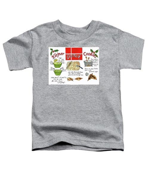 Klejner Cookies Toddler T-Shirt