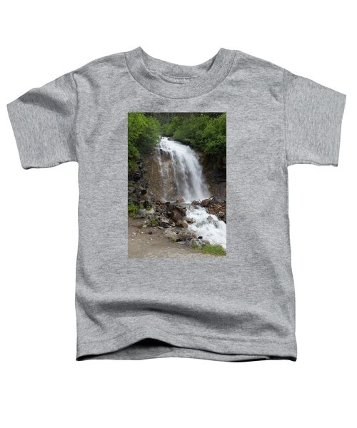 Klondike Waterfall Toddler T-Shirt