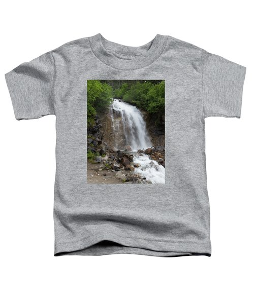 Klondike Waterfall Toddler T-Shirt