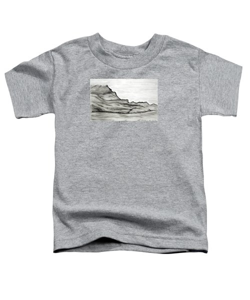 Knockmore In Mist Toddler T-Shirt