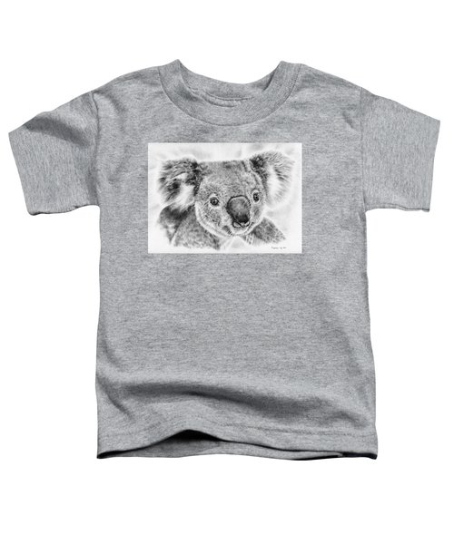 Koala Newport Bridge Gloria Toddler T-Shirt by Remrov