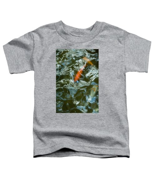 Koi I Toddler T-Shirt