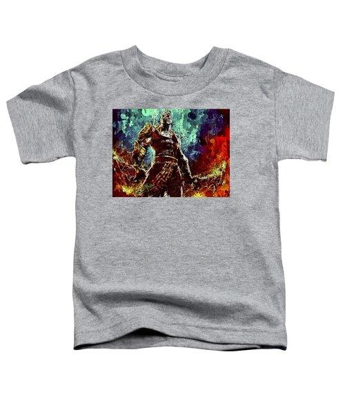 Kratos Toddler T-Shirt
