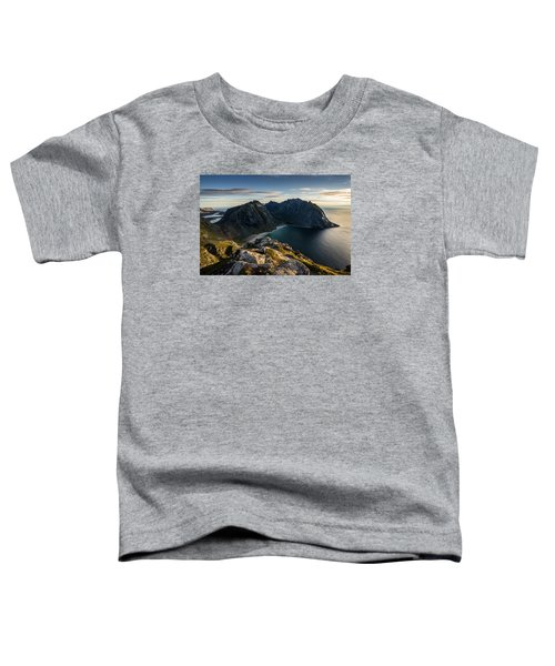 Kvalvika Beach Toddler T-Shirt