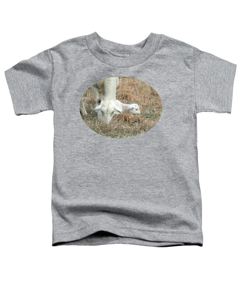 L Is For Lamb Toddler T-Shirt
