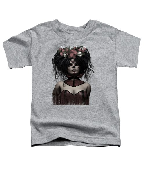 La Catrina Toddler T-Shirt