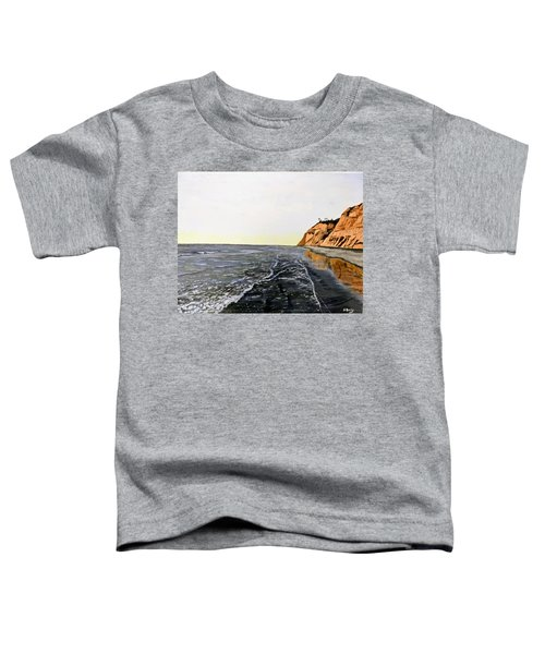La Jolla Shoreline Toddler T-Shirt