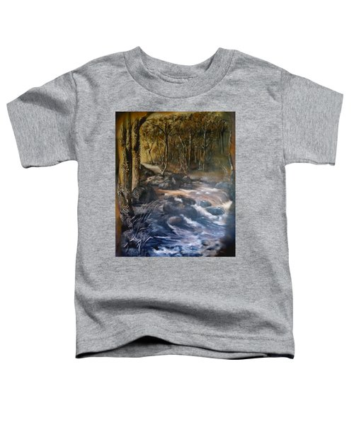 La Rance Toddler T-Shirt by Silk Alchemy