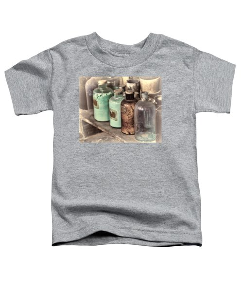 Lab Bottles Tinted Toddler T-Shirt