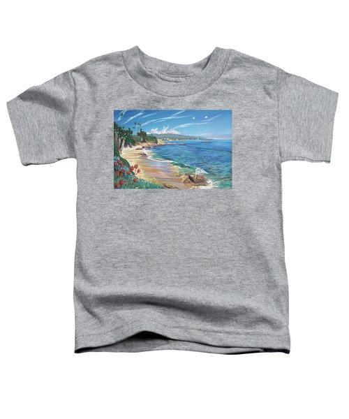 Laguna Color Toddler T-Shirt
