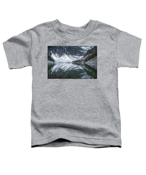 Lake Agnes No 1 Toddler T-Shirt