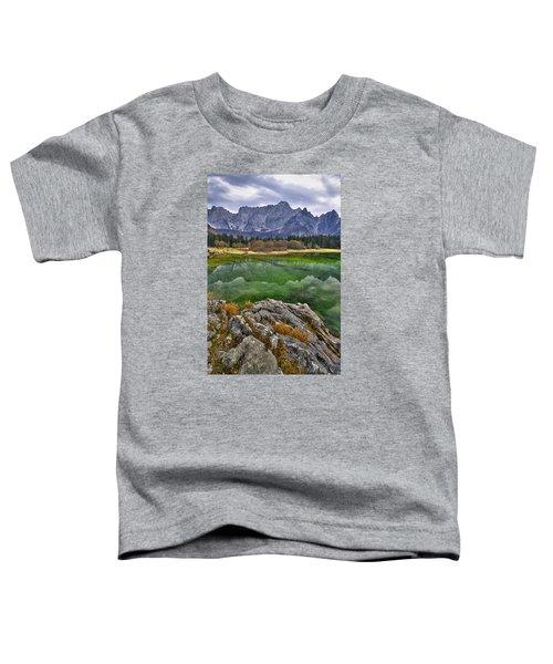 Lake Fusine Toddler T-Shirt