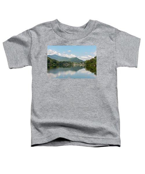 Lake Junaluska #1 - September 9 2016 Toddler T-Shirt