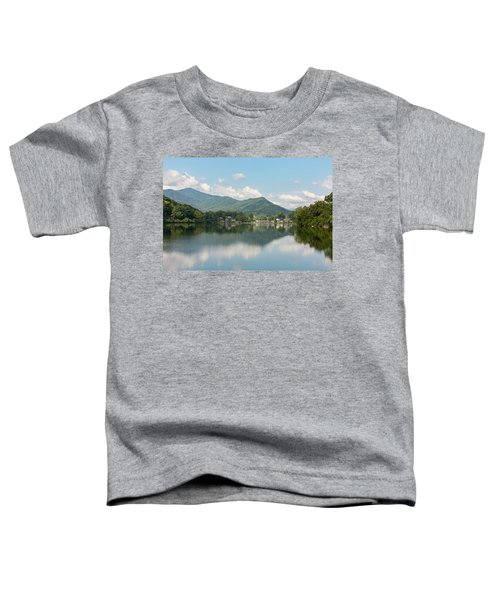 Lake Junaluska #1 - September 9 2016 Toddler T-Shirt